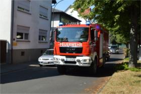 Freiwillige Feuerwehr Gemeinde Langgöns - GW-Logistik